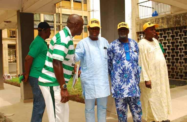 PHOTOS: Oyo Housing Corporation to resuscitate defunct Housing Corporation football club