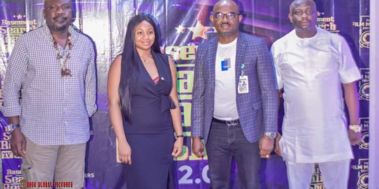 Abuja records 300 participants as Nigerian actors back Basement Search Reality TV show