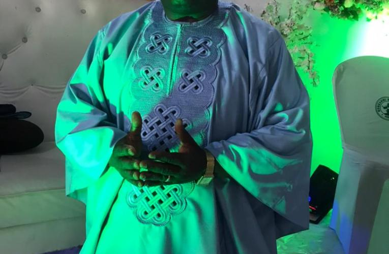 PHOTONEWS: LAUTECH agog For Aworemi Professorial chair