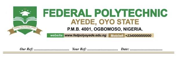 Ayede Polytechnic debunks fake recruitment exercise