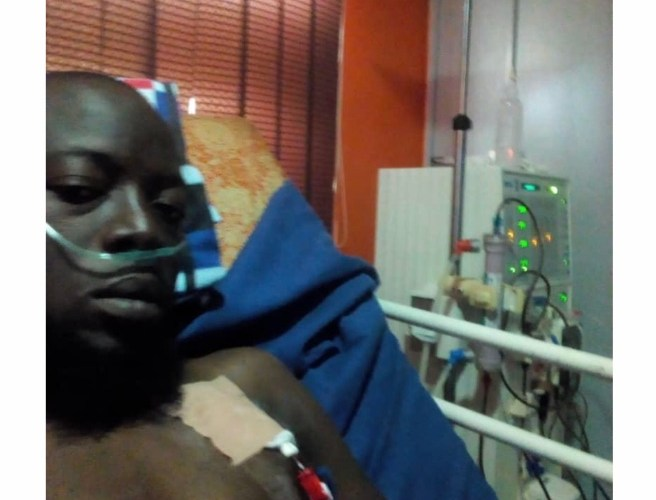 PHOTOS: Save a dying father— Group begs Makinde, Folarin, Sadipe, Ibadan indigenes for N10m