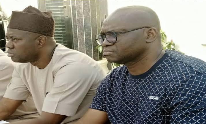 2023: Rift between me, Fayose settled— Makinde declares