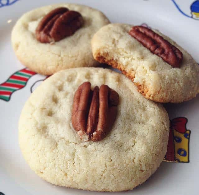 Keto Short-Bread Cookies
