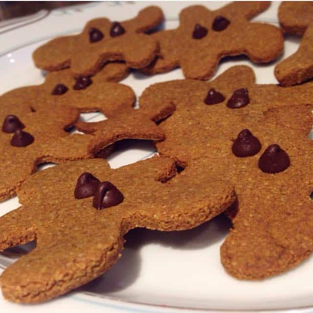 Keto Ginger-Bread Cookies