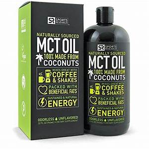 The 5 Benefits of MCT Oil
