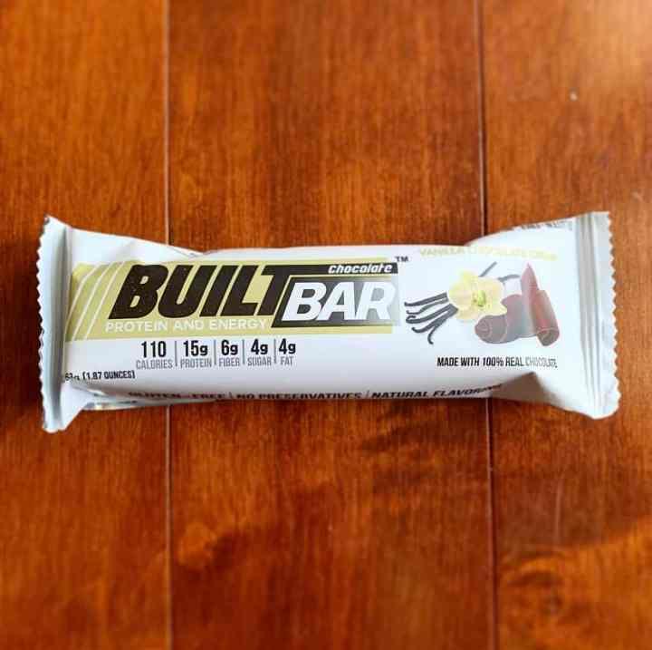 salted caramel chocolate built bar