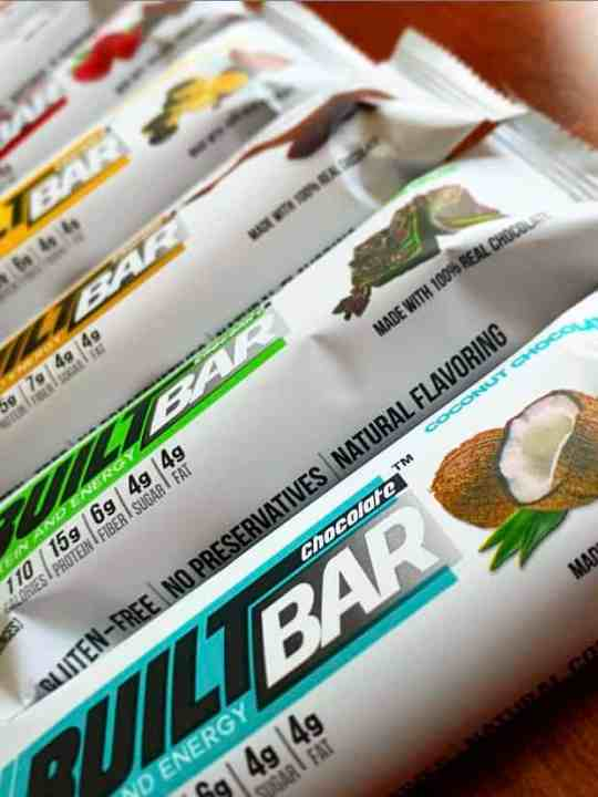 Built Bars REVIEW | The BEST Low Carb Protein Bars I've Had