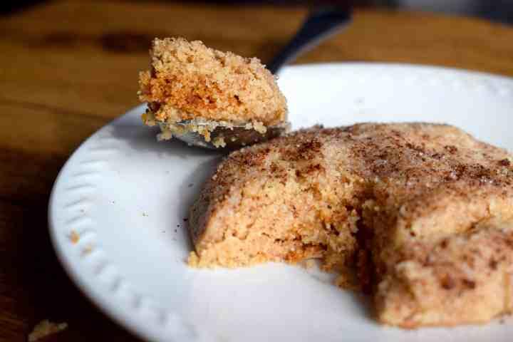 no bake snickerdoodle cookie
