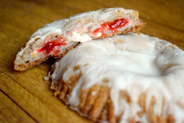 strawberry cream cheese hand pies