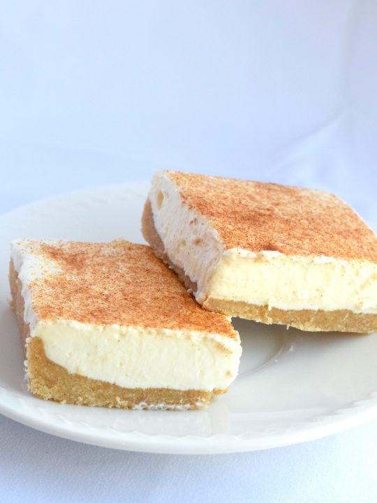 keto snickerdoodle cheesecake bars recipe