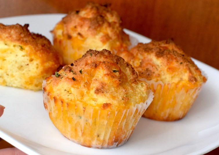 gluten free low carb cheese muffins