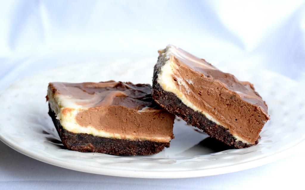 no bake keto chocolate cheesecake recipe
