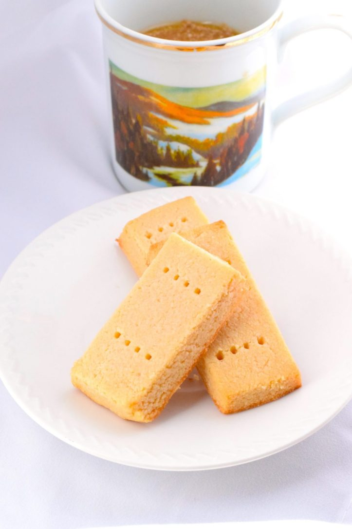the best keto shortbread cookies
