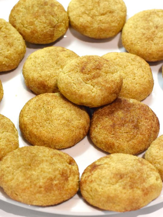 The Best Keto Cream Cheese Snickerdoodles