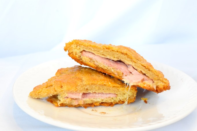 Keto Ham and cheese pastry recipe