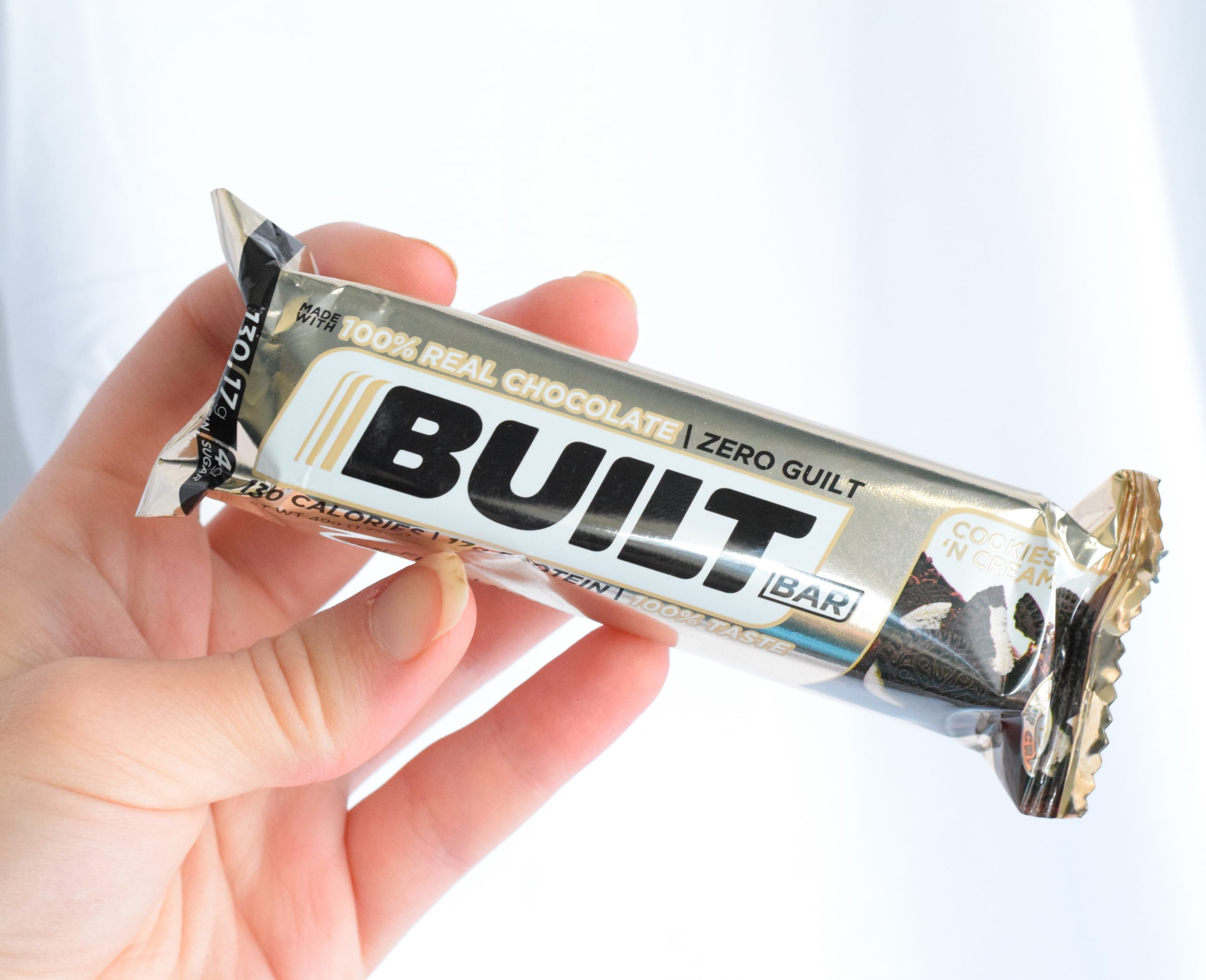 cookies n cream built bar review