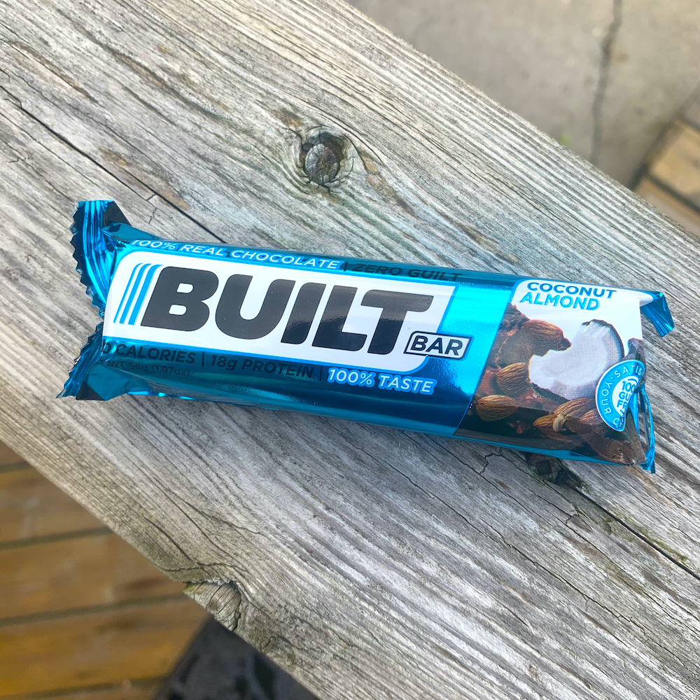 coconut almond built bar review