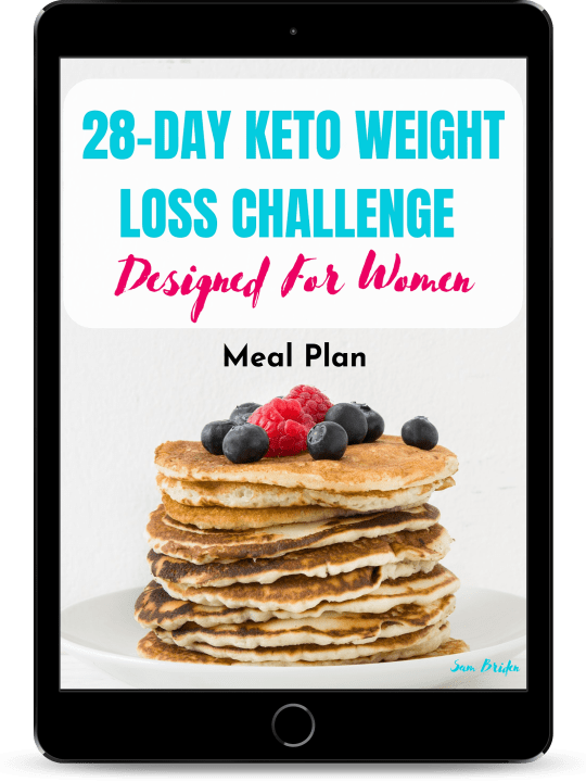 The 28-Day Weight Loss Challenge For Women