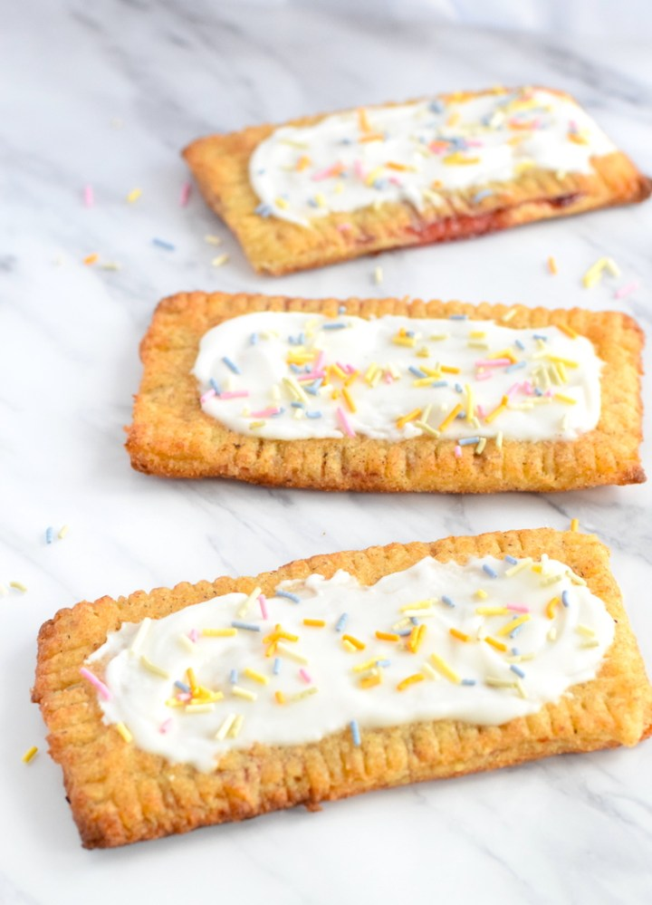 keto pop tarts recipe