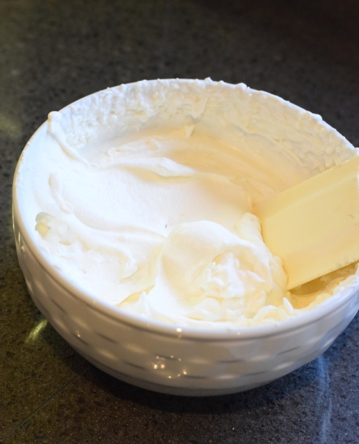 keto whipped cream recipe