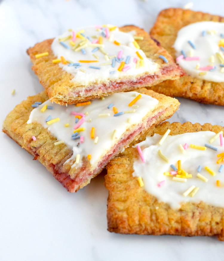 low carb gluten free pop tarts recipe