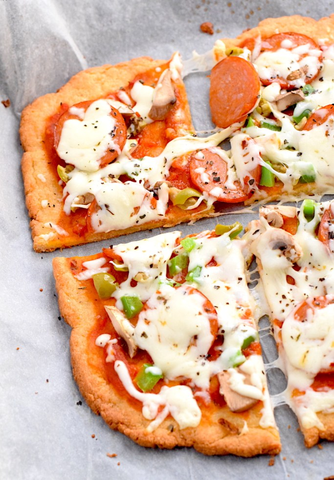 healthy low carb keto pizza recipe