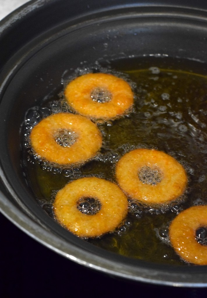 keto fried donuts