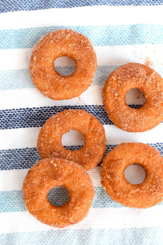 keto fat head dough donuts