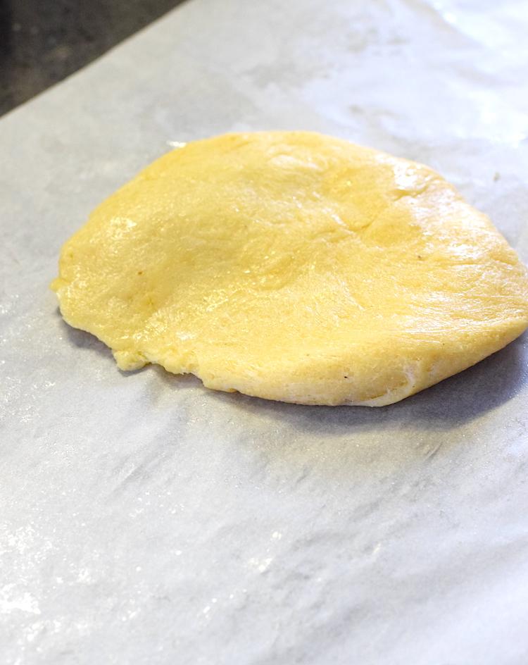 keto fried dough
