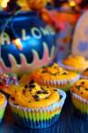 keto halloween candy corn cheesecakes