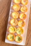 low carb mini quiche
