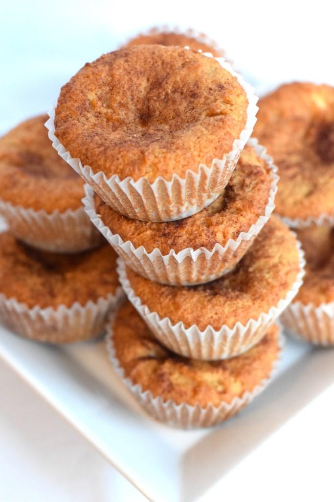 almond flour keto muffins