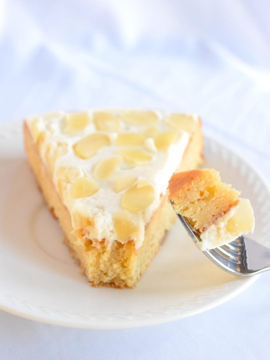 Keto Almond Cake