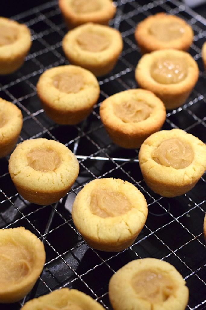 keto caramel sugar cookies