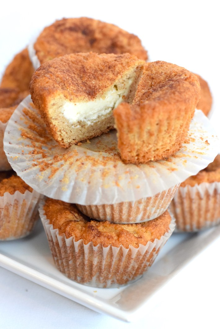 keto cream cheese muffin recipe