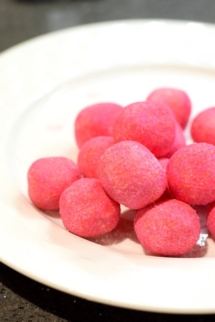 keto strawberry candy