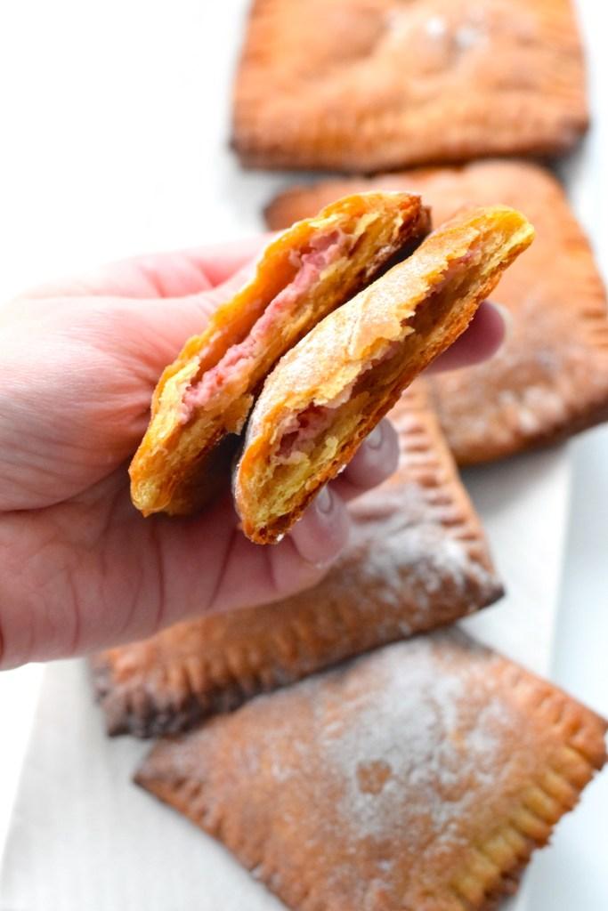 flakiest keto puff pastry