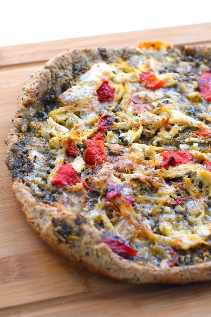 the best keto pizza crust dough