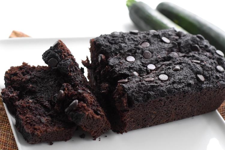 keto chocolate bread