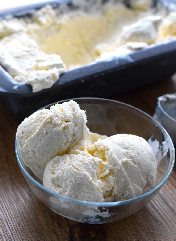 keto ice cream no ice cream maker