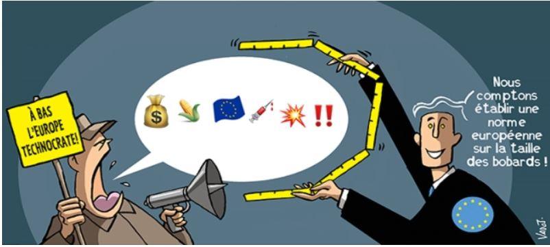 Les Décodeurs de l'Europe