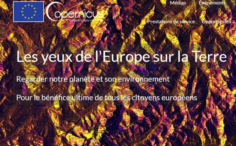 Copernicus, Une initiative de l'Union européenne au service de la planète