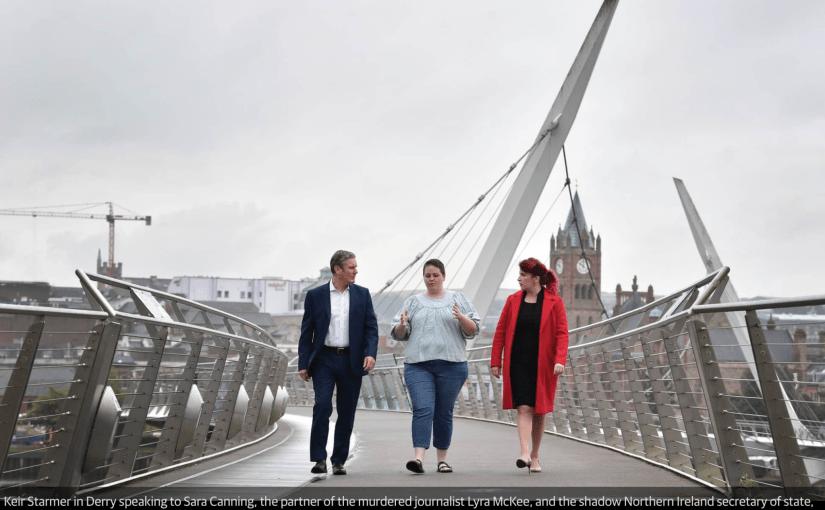 Une situation fragile en Irlande du Nord