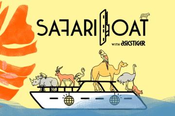 safari boat 2017