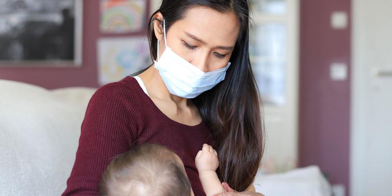 En période de pandémie de la COVID, diverses possibilités existent pour les femmes qui ont décidé d'allaiter.
