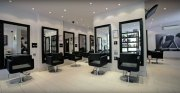 hair salon in virginia water