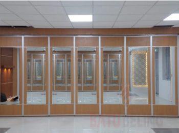 Pintu Lipat Peredam di PLTU Diagonal VII - Paiton