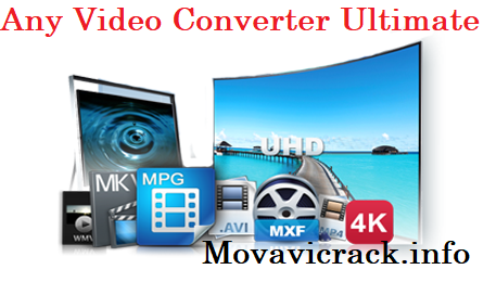 Any Video Converter Ultimate 6.3.8 Crack With Serial Key Latest 2020