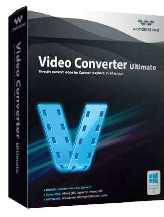 Wondershare Video Converter Ultimate 11.5.0.8 Crack With License Key 2020