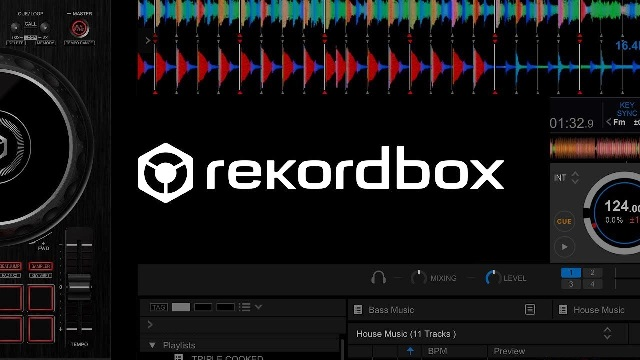 Rekordbox DJ 5.5.0 Crack Plus Full License Key 2019